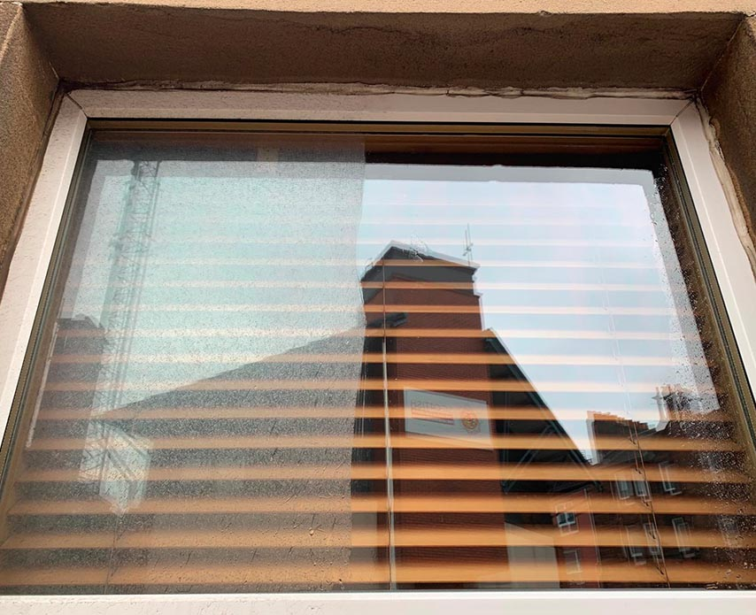 Window Frame Cleaning Service